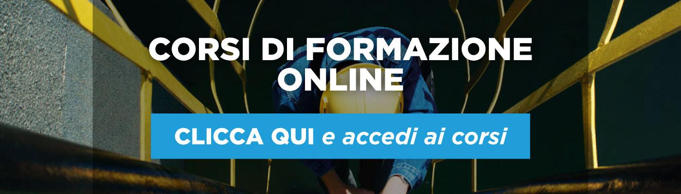 Corsi formazione online